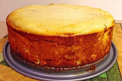 Schlanker Quarkkuchen 16