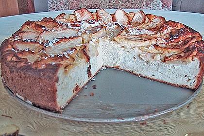 Schlanker Quarkkuchen 9