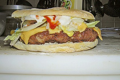 Pitacheesburger all´italiamann