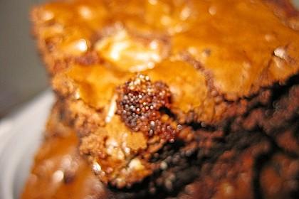 Oreo Brownies with Cream Cheese Swirls 30
