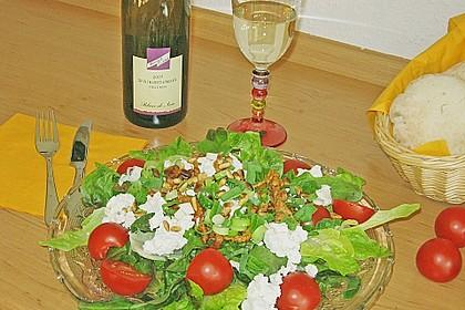 Sommerliche Salatvariante