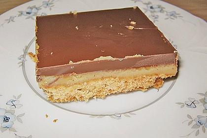 Karamell - Schoko - Schnitten 16
