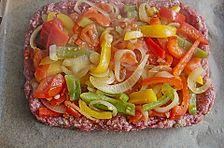 Pizza - Hackbraten