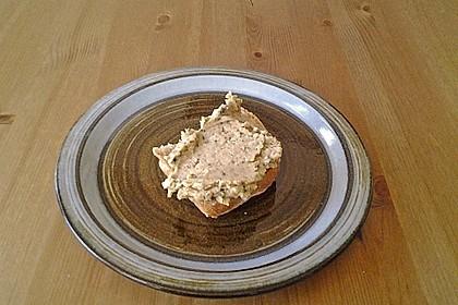 Orientalische weiße Bohnen - Paste 12