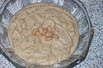 Orientalische weiße Bohnen - Paste 8