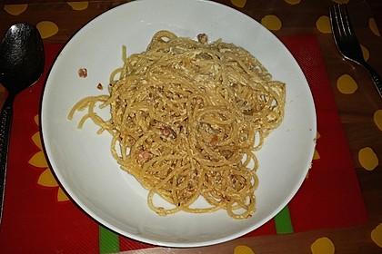 Sayas leichte Spaghetti Carbonara 24