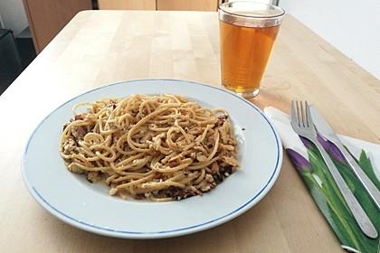 Sayas leichte Spaghetti Carbonara 21