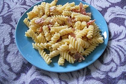 Sayas leichte Spaghetti Carbonara 51