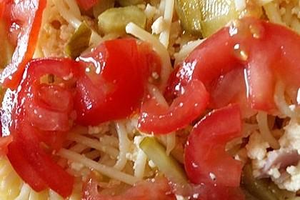 Sayas leichte Spaghetti Carbonara 44
