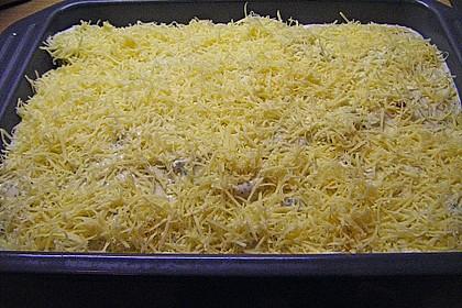 Würziger Kartoffelauflauf 8