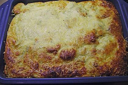 Würziger Kartoffelauflauf 6