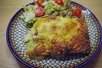 Würziger Kartoffelauflauf 1