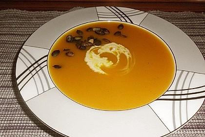 kürbissuppe (rezept mit bild) von bergloeb | chefkoch.de - Chefkoch De Kürbissuppe