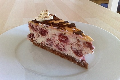 Black Forest Cheesecake 8