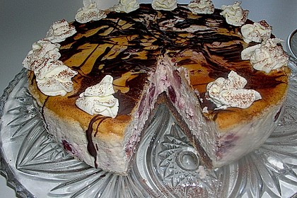 Black Forest Cheesecake 10