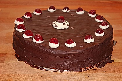 Black Forest Cheesecake 7