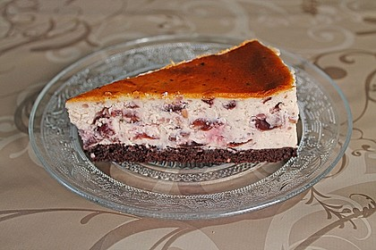 Black Forest Cheesecake 9