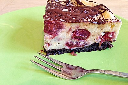 Black Forest Cheesecake 6