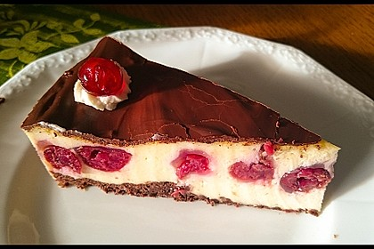 Black Forest Cheesecake 1