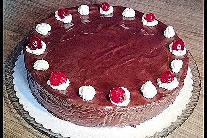 Black Forest Cheesecake 12