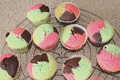 Bunte Muffins 2