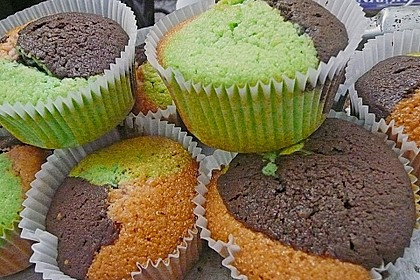 Bunte Muffins 3