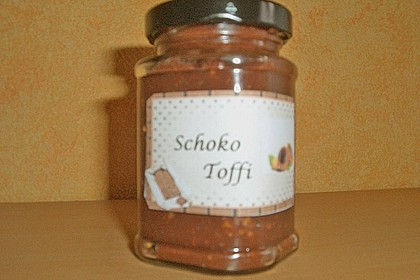 Schoko Toffi