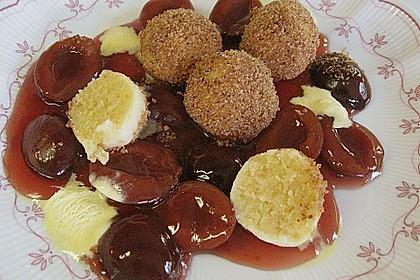 Süße Grießknöderl 2