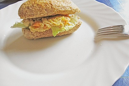 Vollkorn - Tofuburger