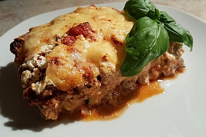 Zucchini-Lasagne 52