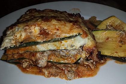 Zucchini - Lasagne 10