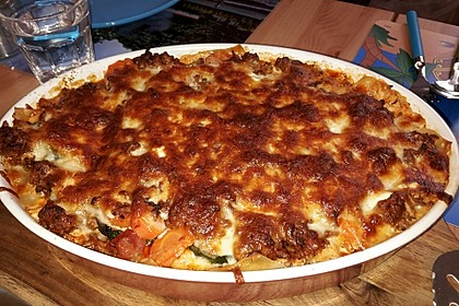Zucchini - Lasagne 55