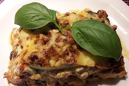 Zucchini-Lasagne 1