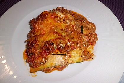 Zucchini - Lasagne 13