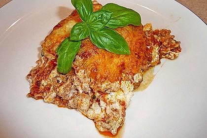 Zucchini - Lasagne 7