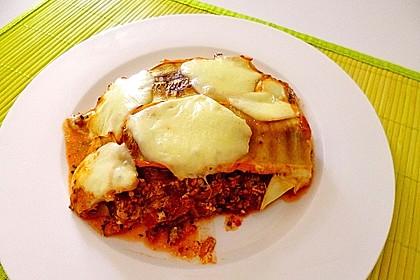 Zucchini - Lasagne 8