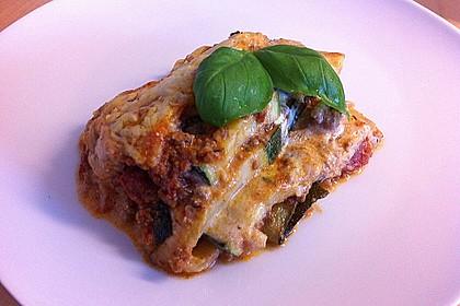Zucchini - Lasagne 2