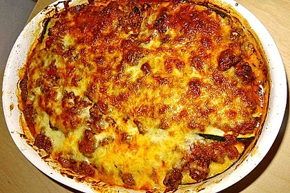 Zucchini - Lasagne 16