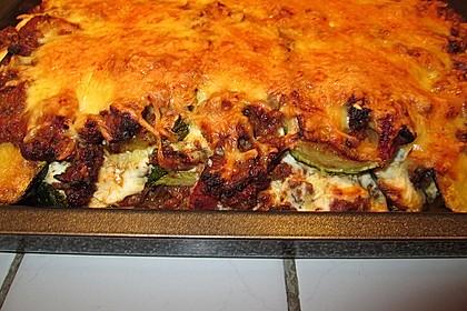Zucchini - Lasagne 3