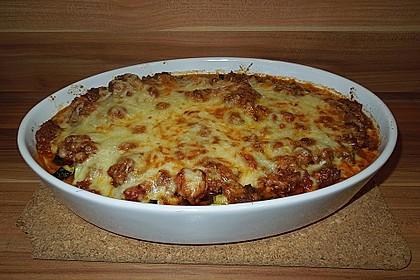 Zucchini-Lasagne 7
