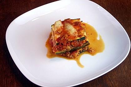 Zucchini-Lasagne 13