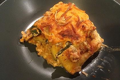 Zucchini - Lasagne 9
