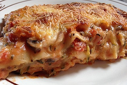 Zucchini-Lasagne 14