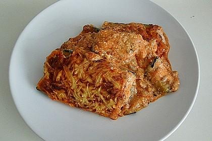 Zucchini - Lasagne 4