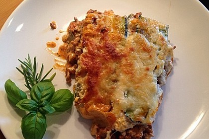 Zucchini-Lasagne 20
