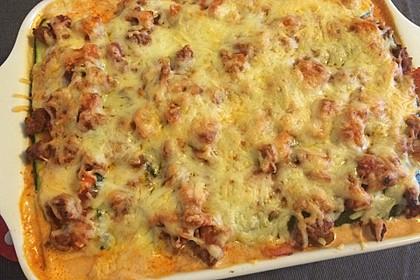 Zucchini - Lasagne 34