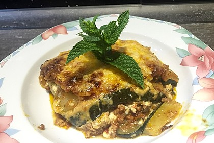Zucchini - Lasagne 5
