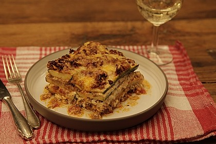 Zucchini-Lasagne 10