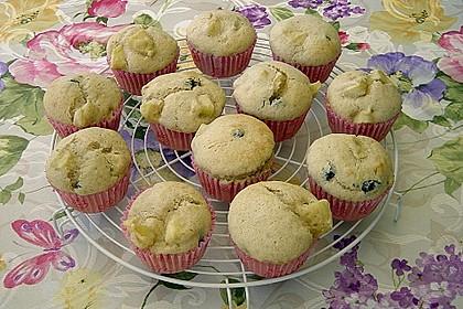 Bratapfel Muffins 7