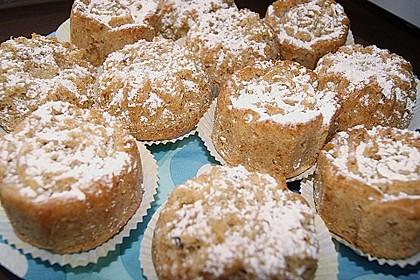Bratapfel Muffins 10